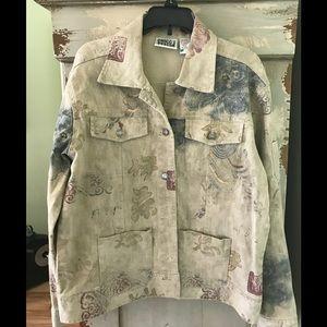 Ladies jacket/Chico's /nwot